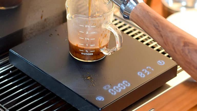 How To Choose A Coffee Scale And Use It?
