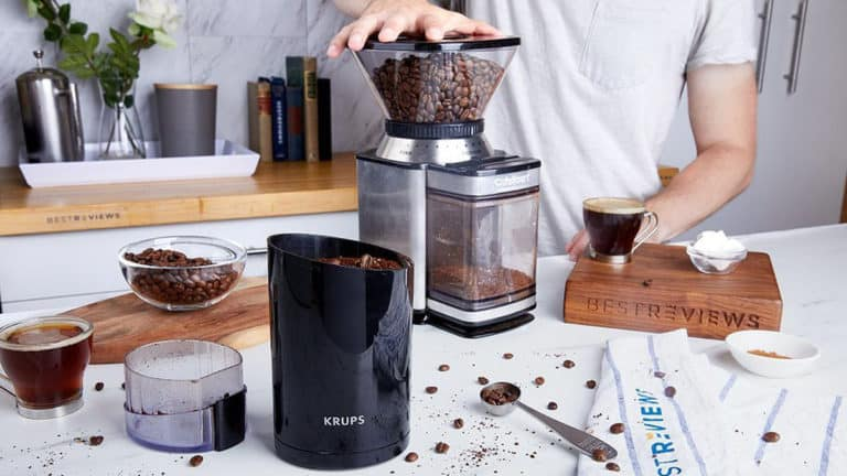 How To Fix Krups Coffee Grinder?