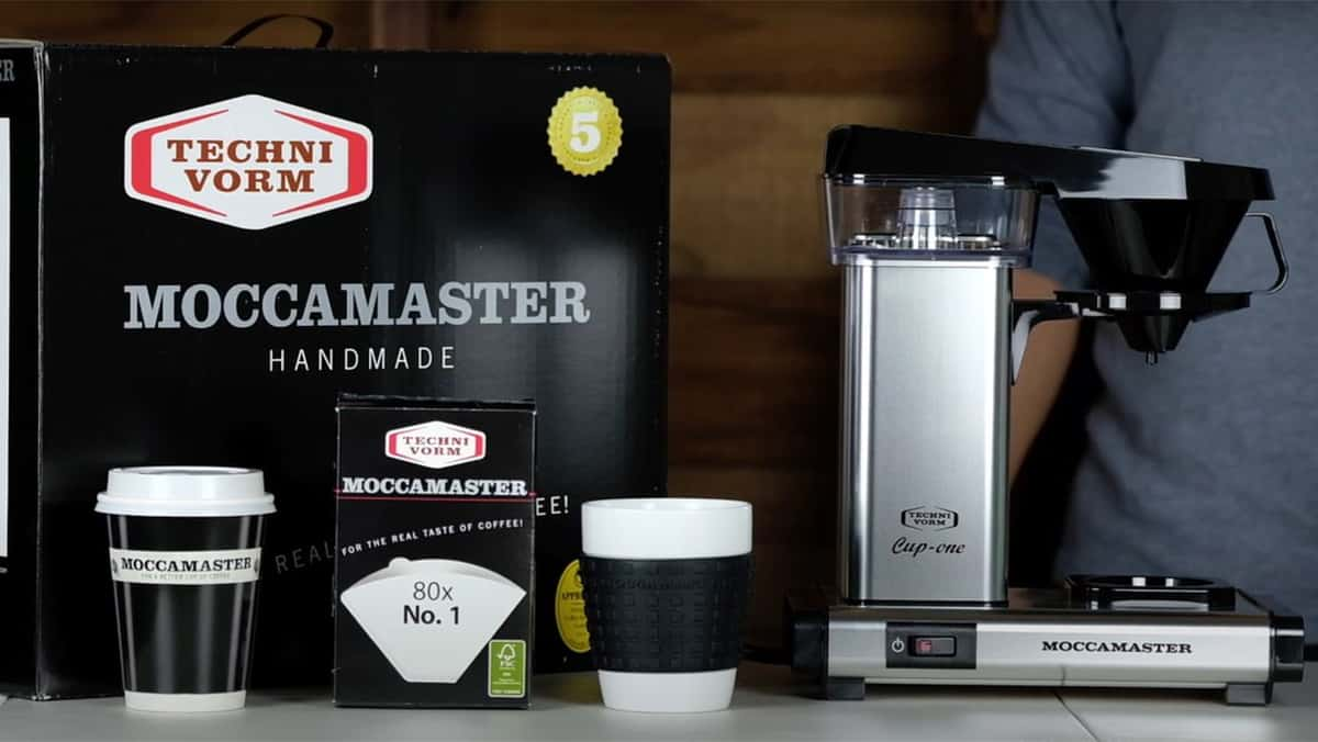 Top 6 Best Technivorm Moccamaster Coffee Maker Reviews in 2021