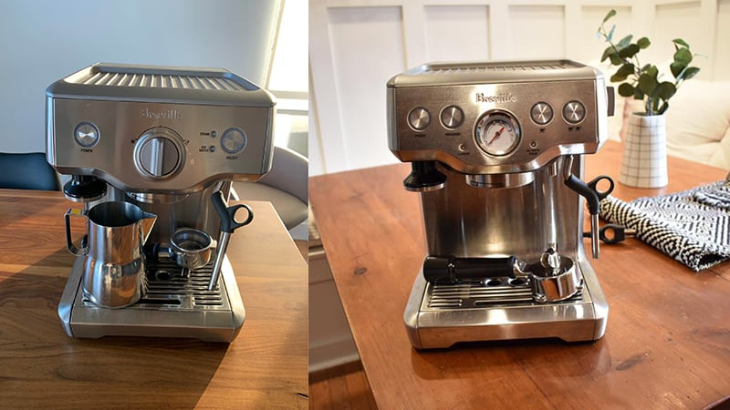 4 Key Differences Between Breville Duo Temp Pro vs Infuser