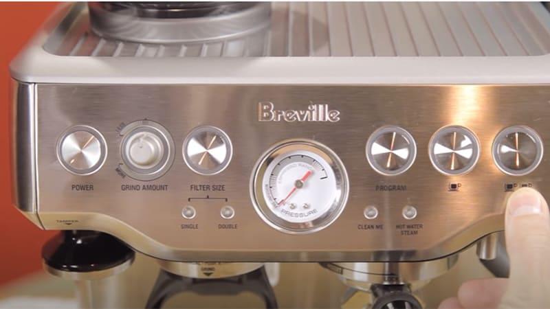 Adjusting Temperature On A Breville Infuser