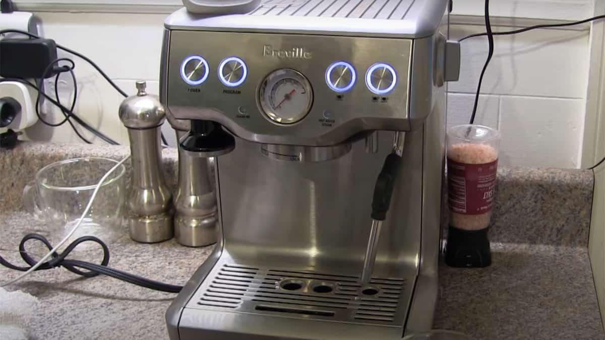 Top 5 Best Breville Espresso Machines Reviewed In 2021