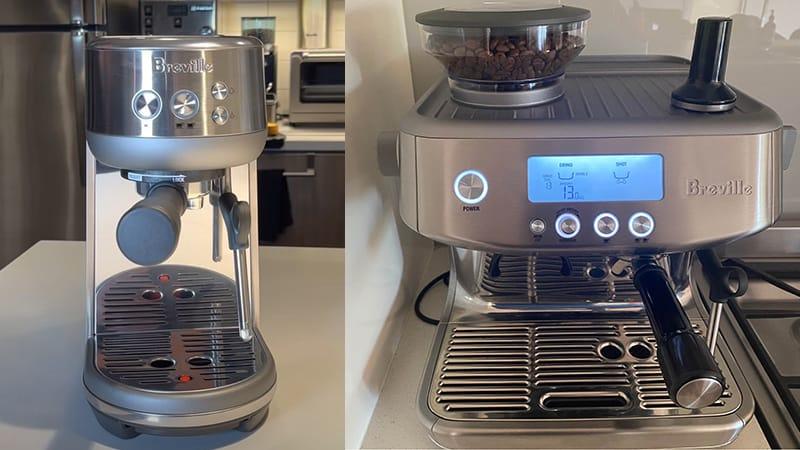 Best Breville Bambino Plus vs Barista Pro: Comparison For Espresso Drinkers