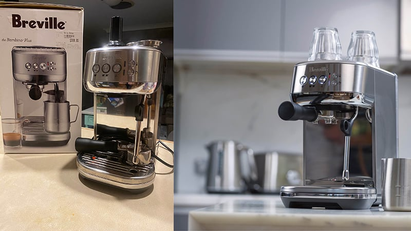 The Best Breville Bambino Plus vs Pro: Comparison For Buyers
