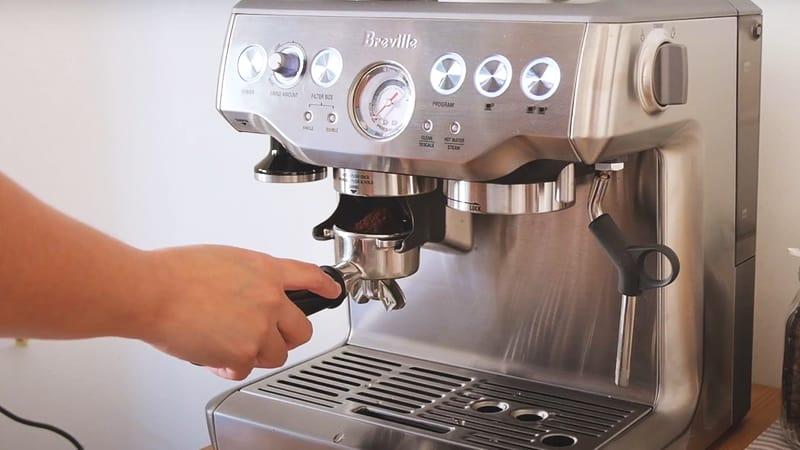 Breville Barista Express Coffee Grinder
