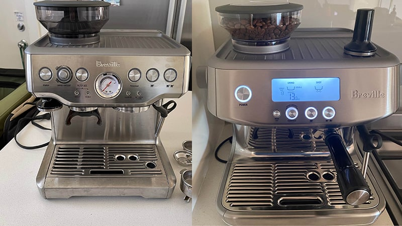 Breville Barista Express vs Pro: What You Need To Know