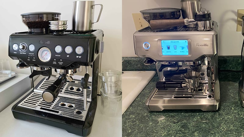 Breville Barista Express vs Touch: What To Buy?