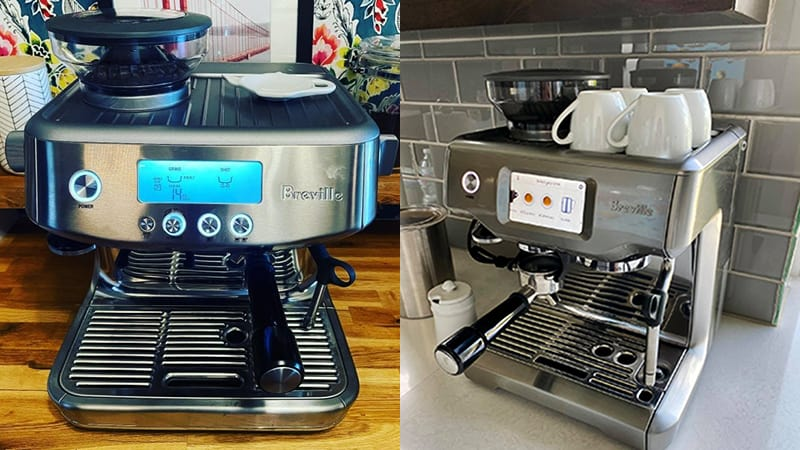 Breville Barista Pro vs Touch: Which Is The Best Entry-Level Espresso Machine?