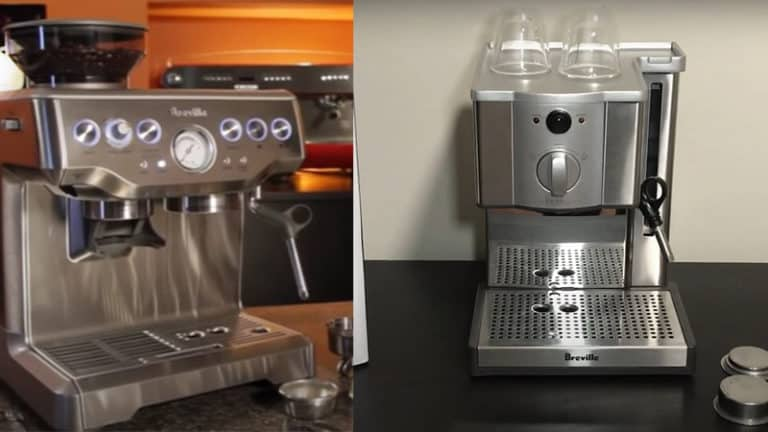 Breville Cafe Roma vs Barista Express - What Is The Best?
