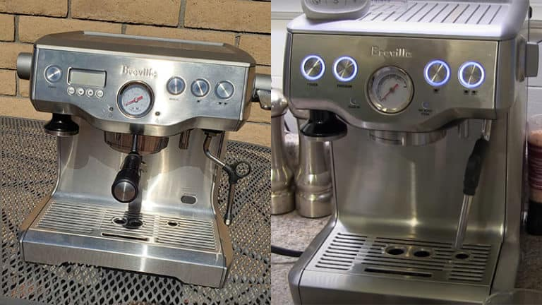 Breville Dual Boiler vs Infuser - Which Is Best To Upgrade?