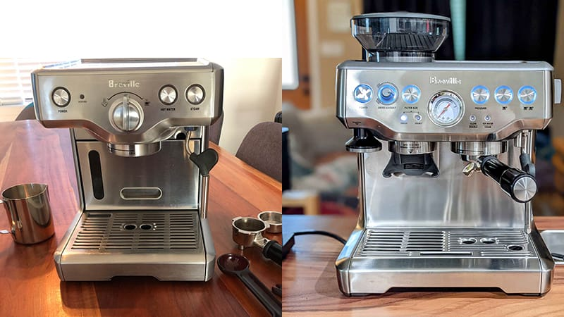 Breville Duo Temp Pro vs Barista Express: What To Buy Right Now?