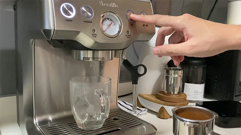 Brewing Technology of Breville Infuser