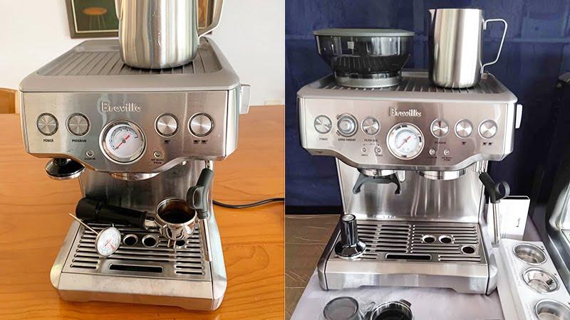 Breville Infuser vs Barista Express: Which Is The Better Espresso Machine?