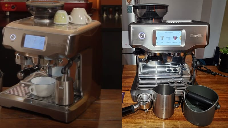 Breville Oracle Touch vs Barista Touch - Which Is Better?