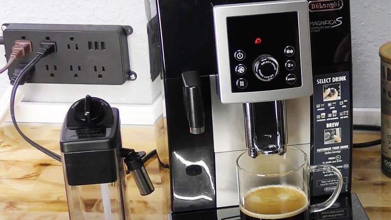 Coffee Customizations Of Delonghi Magnifica S