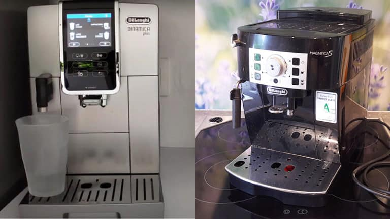 Delonghi Dinamica Plus vs Magnifica S: What To Look For & How