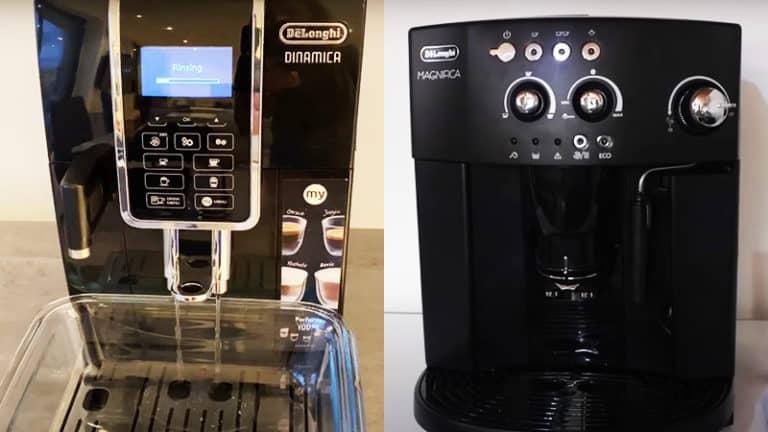 Delonghi Dinamica vs Magnifica - The Best Coffee Machine