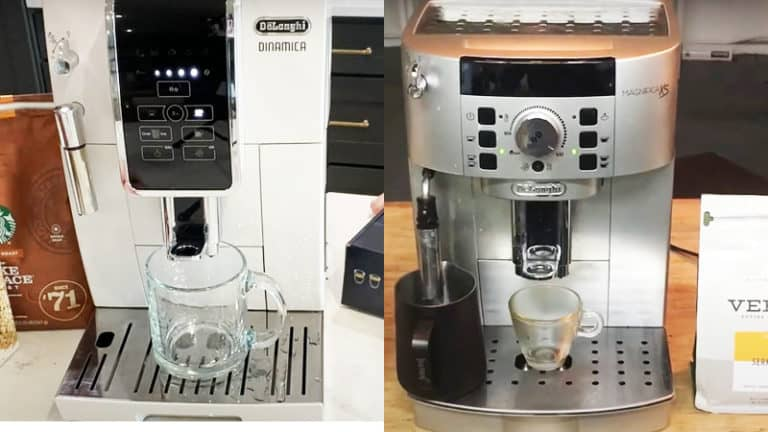 Delonghi Dinamica vs Magnifica XS: What Will You Buy Next?
