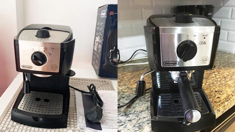 Delonghi EC155 vs EC155M Espresso Machine: Which Is Best?
