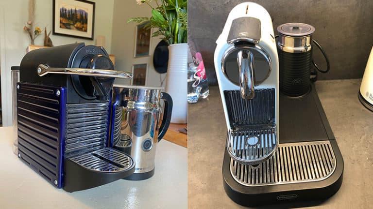 Delonghi Nespresso Pixie vs Citiz: Best Comparison Review