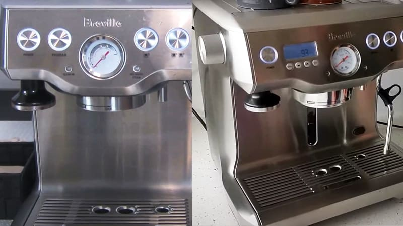Differences Between Breville Dual Boiler vs Infuser