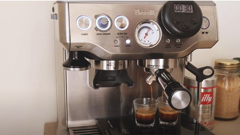 Highly Customizable Of Breville Barista Express