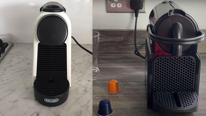Nespresso Delonghi Essenza Mini vs Inissia - Best Compact Coffee Makers