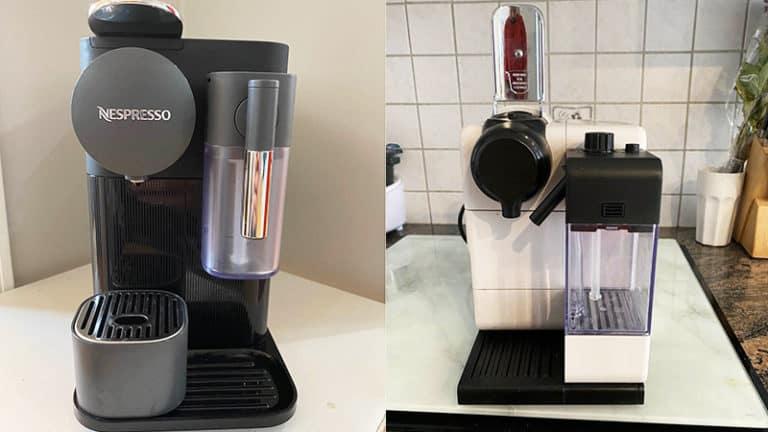 Nespresso Delonghi Lattissima One vs Touch - Best Single-Serve Coffee Maker