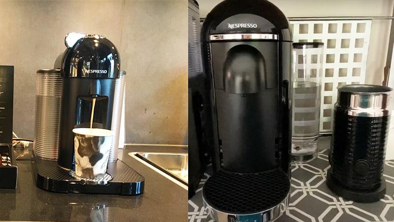Operation Between Breville Nespresso Vertuo vs VertuoPlus