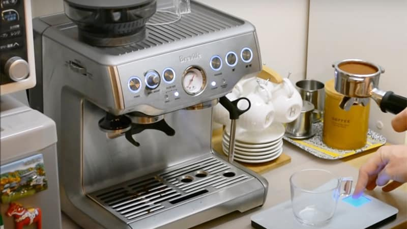 Performance Of Breville Barista Express