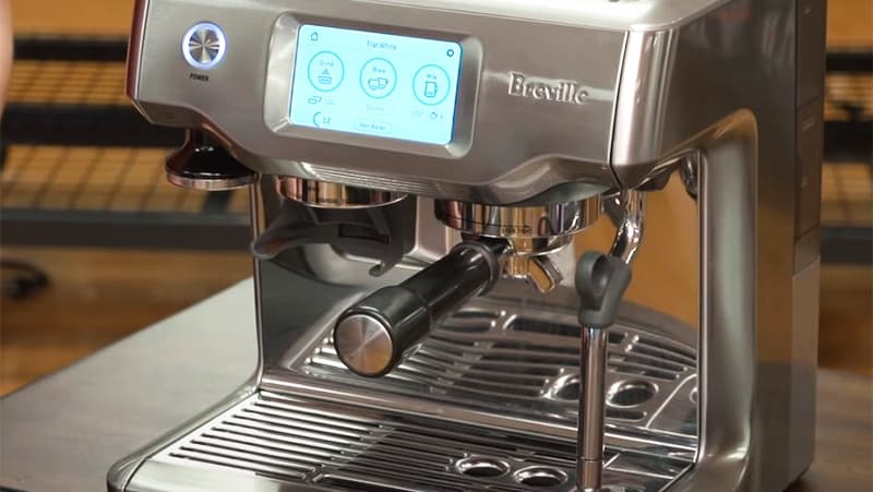 Performance Of Breville Barista Touch