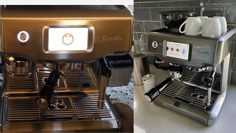 Similarities And Differences Between Breville Oracle Touch vs Barista Touch