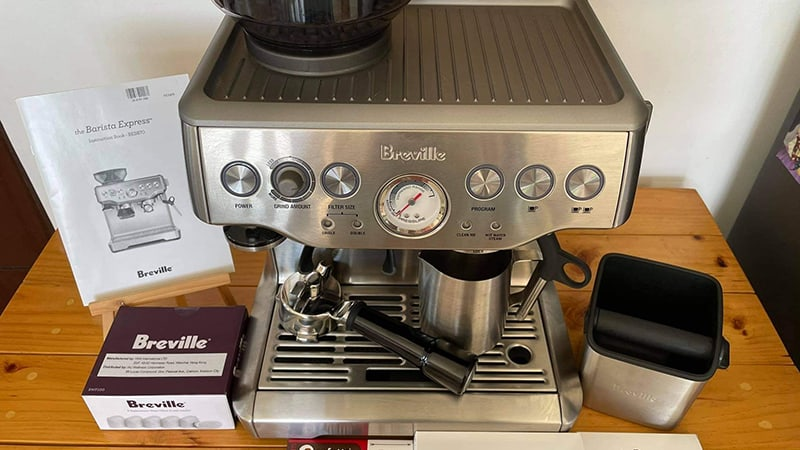 Type of Breville Espresso Maker