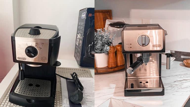 My Honest Take On Delonghi EC155 vs ECP3420 Espresso Makers