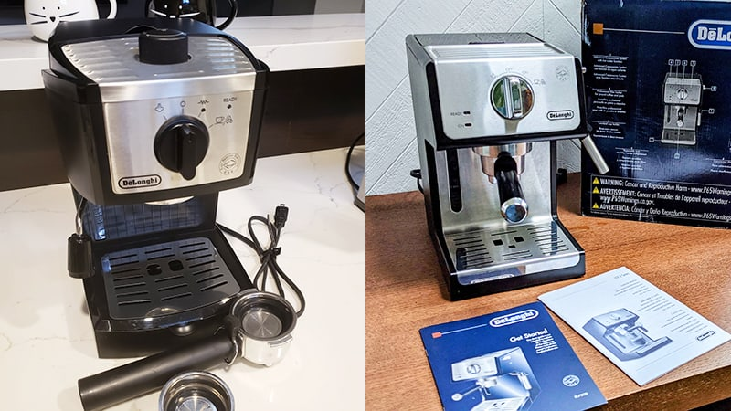 Delonghi EC155M vs ECP3420 - Which One Is Better?