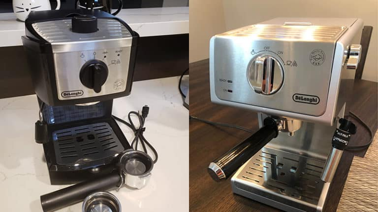 Which Is Better? Compare Between DeLonghi EC155M vs ECP3620