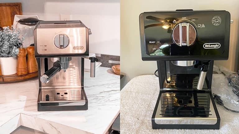 Delonghi ECP3420 vs ECP3120: What You Need To Make Espresso?