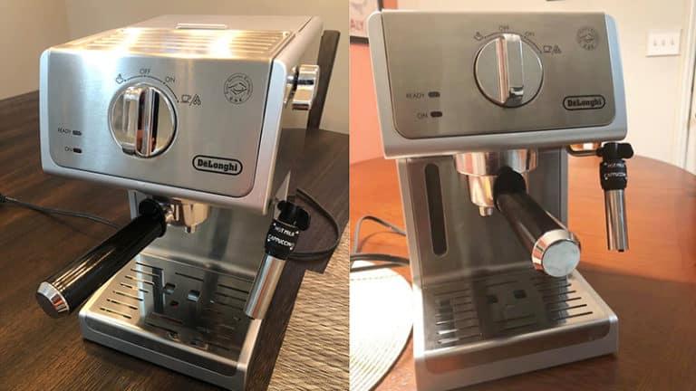 The Delonghi ECP3620 vs ECP3630 - Is It For Espresso Lovers?