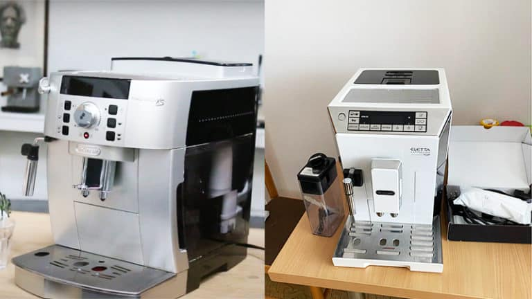 Delonghi Magnifica XS vs Eletta - Choosing the Best Machine