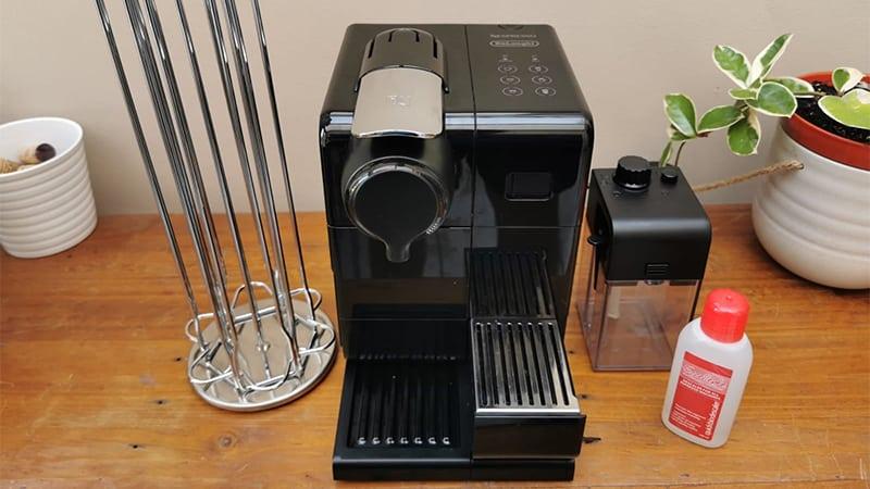 Design Settings Of Delonghi Nespresso Lattissima Touch