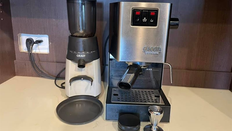 Features Of Gaggia Classic Pro