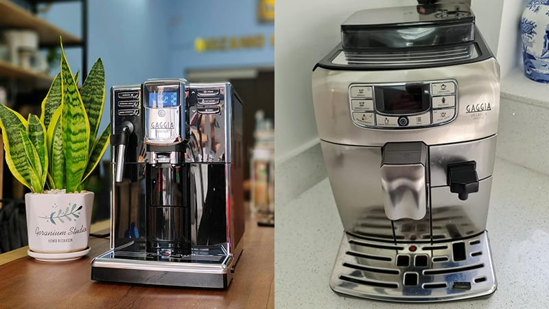 Gaggia Anima vs Velasca: Similarities & Differences Reviewed