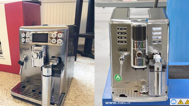 Gaggia Babila vs Accademia: Which Espresso Maker To Go For?