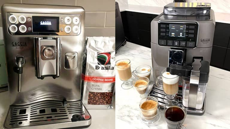 Gaggia Babila vs Cadorna Prestige: Comparing Espresso Makers