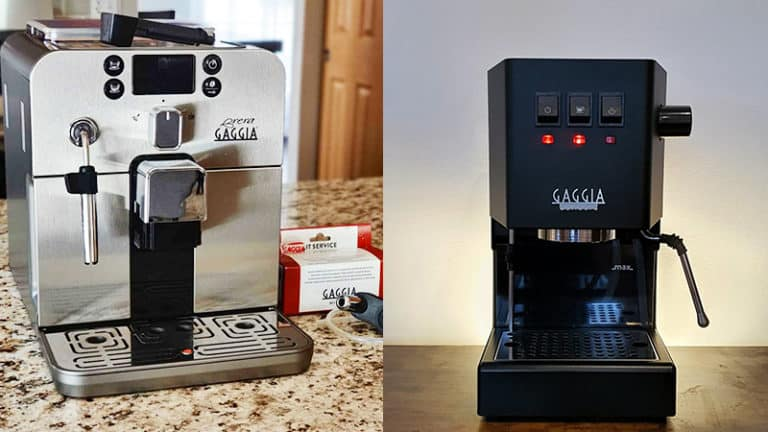 Gaggia Brera vs Classic Pro - What Is The Best Automatic