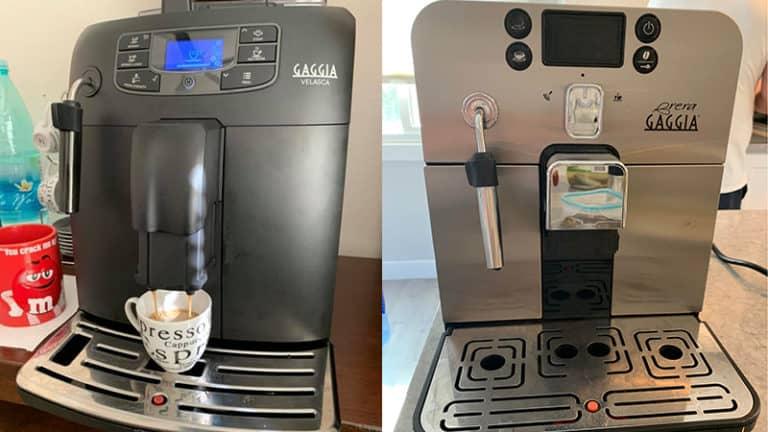 Comparing Gaggia Velasca vs Brera Espresso Machines