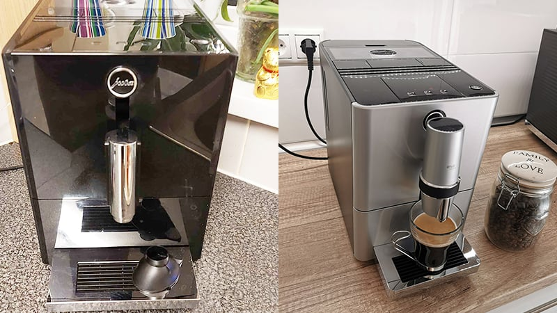Jura A1 vs Ena Micro 5- Which One Is Superior To The Other?