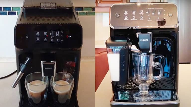 Philips 1200 vs 3200 Lattego-Comparison The Two Models Share