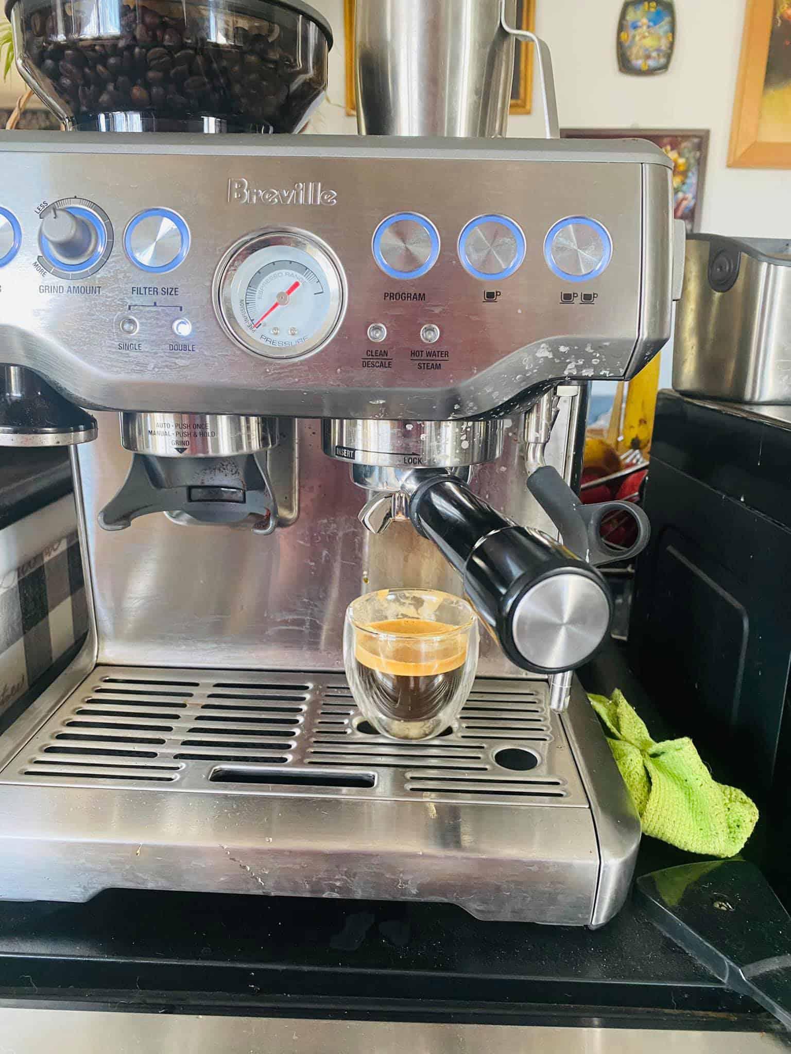 Breville Barista Express Heating Element