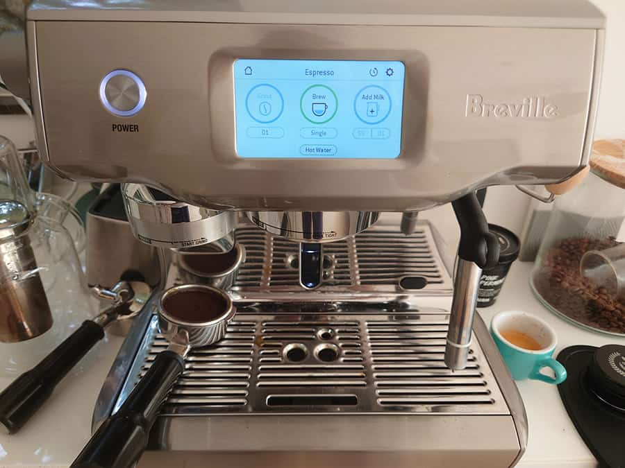 Breville BES980XL Oracle Ease Of Use